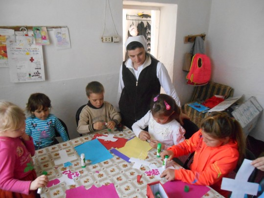 Visita in Asia centrale