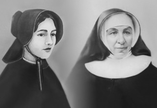 Living the charism of these two courageous women: Mother Frances Antonia Lampel and Mother Hyacinth Magdalene Zahalka
